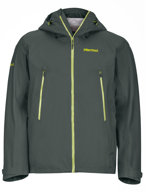 Marmot M's Red Star Jacket Dark Zinc